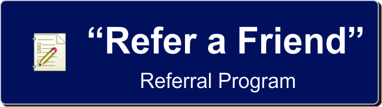 refer a friend button